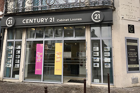 Agence immobilière CENTURY 21 Agence Loones, 80200 PERONNE